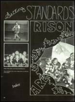 1995 Rison High School Yearbook Page 92 & 93