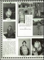 1995 Rison High School Yearbook Page 134 & 135
