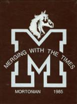 1985 Yearbook J. Sterling Morton East High School