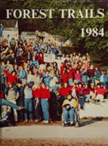 1984 Yearbook Lake Forest High School