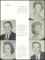 1960 Big Sandy High School Yearbook Page 12 & 13