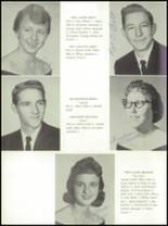 1960 Big Sandy High School Yearbook Page 14 & 15