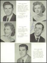 1960 Big Sandy High School Yearbook Page 16 & 17