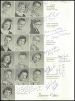 1960 Big Sandy High School Yearbook Page 20 & 21