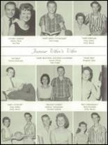 1960 Big Sandy High School Yearbook Page 22 & 23