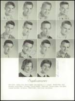 1960 Big Sandy High School Yearbook Page 24 & 25