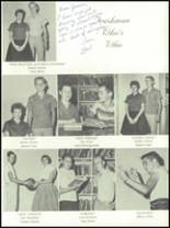 1960 Big Sandy High School Yearbook Page 26 & 27