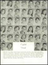 1960 Big Sandy High School Yearbook Page 28 & 29