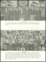 1960 Big Sandy High School Yearbook Page 34 & 35