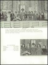 1960 Big Sandy High School Yearbook Page 38 & 39