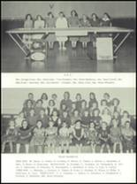 1960 Big Sandy High School Yearbook Page 40 & 41