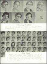 1960 Big Sandy High School Yearbook Page 52 & 53