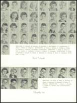 1960 Big Sandy High School Yearbook Page 54 & 55
