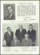 1957 Niangua High School Yearbook Page 10 & 11