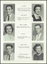 1957 Niangua High School Yearbook Page 16 & 17