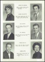 1957 Niangua High School Yearbook Page 18 & 19