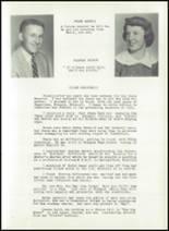1957 Niangua High School Yearbook Page 20 & 21