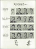 1957 Niangua High School Yearbook Page 28 & 29