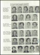 1957 Niangua High School Yearbook Page 30 & 31