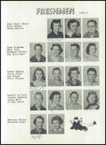 1957 Niangua High School Yearbook Page 34 & 35