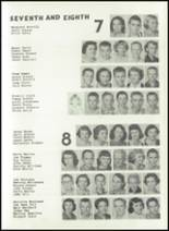 1957 Niangua High School Yearbook Page 36 & 37