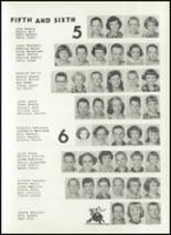 1957 Niangua High School Yearbook Page 38 & 39