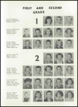 1957 Niangua High School Yearbook Page 42 & 43