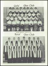 1957 Niangua High School Yearbook Page 44 & 45