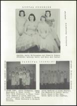 1957 Niangua High School Yearbook Page 50 & 51