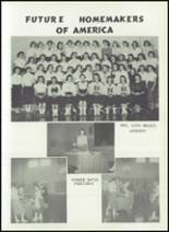 1957 Niangua High School Yearbook Page 52 & 53