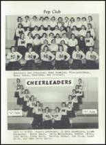 1957 Niangua High School Yearbook Page 54 & 55