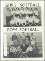 1957 Niangua High School Yearbook Page 58 & 59