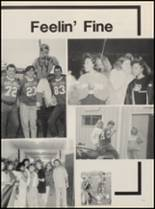 1989 Chelsea High School Yearbook Page 14 & 15