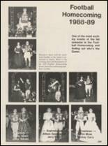 1989 Chelsea High School Yearbook Page 22 & 23