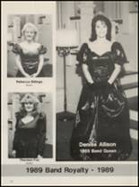 1989 Chelsea High School Yearbook Page 26 & 27