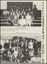 1989 Chelsea High School Yearbook Page 38 & 39