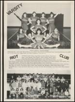 1989 Chelsea High School Yearbook Page 42 & 43