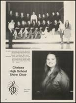 1989 Chelsea High School Yearbook Page 44 & 45