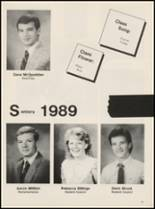 1989 Chelsea High School Yearbook Page 80 & 81