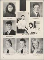 1989 Chelsea High School Yearbook Page 82 & 83