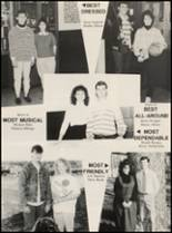 1989 Chelsea High School Yearbook Page 90 & 91