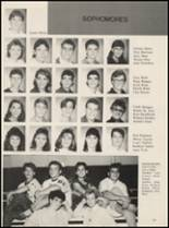 1989 Chelsea High School Yearbook Page 98 & 99