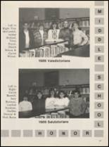 1989 Chelsea High School Yearbook Page 102 & 103