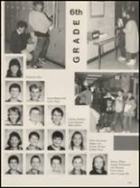 1989 Chelsea High School Yearbook Page 108 & 109