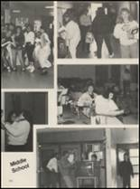 1989 Chelsea High School Yearbook Page 110 & 111