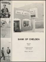 1989 Chelsea High School Yearbook Page 130 & 131