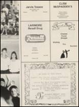 1989 Chelsea High School Yearbook Page 138 & 139