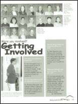 2001 Eaglecrest High School Yearbook Page 126 & 127