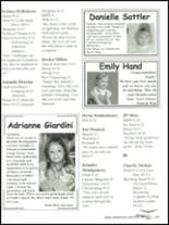 2001 Eaglecrest High School Yearbook Page 284 & 285