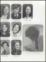 1976 Cardinal Mooney High School Yearbook Page 74 & 75